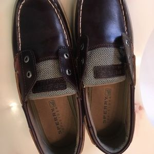 Other - Sperry Topsider Boys Shoes